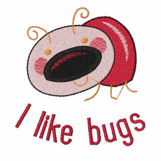 Insecto bordado lindo que usted modifica para requ