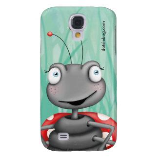 Insecto de Dotsie Carcasa Para Galaxy S4