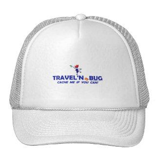 Insecto de Geocache Travel'n Gorras