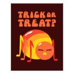 Insecto de Halloween Membretes Personalizados