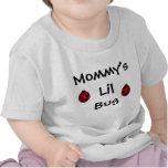 Insecto de Lil de la mamá Camisetas