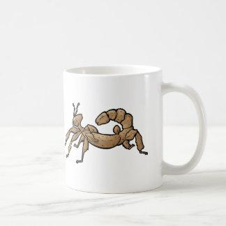Insecto de palillo espinoso gigante taza clásica