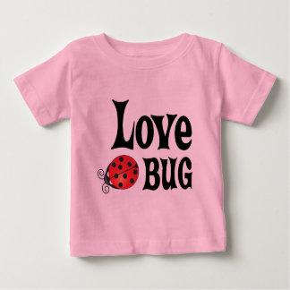 Insecto del amor - mariquita remeras