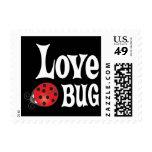 Insecto del amor - mariquita sellos