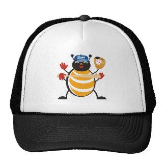 Insecto del béisbol gorras