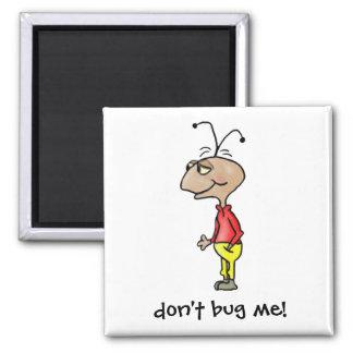 Insecto del dibujo animado