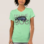 insecto del femme tee shirts