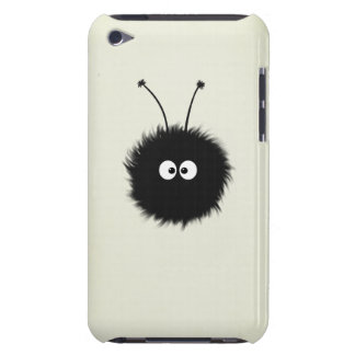 Insecto deslumbrado lindo mullido de la nata Case-Mate iPod touch coberturas