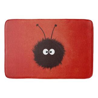 Insecto deslumbrado lindo rojo