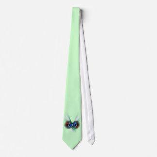 Insecto en impacto corbata personalizada