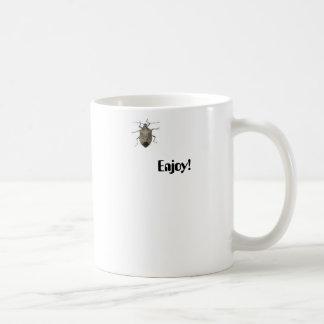 Insecto en la taza