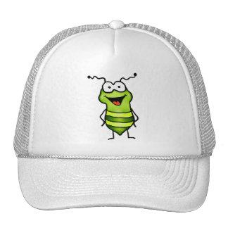 Insecto feliz gorra