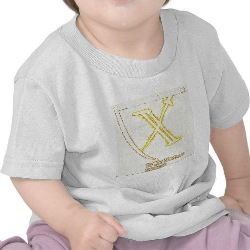 Insecto impresionista camisetas