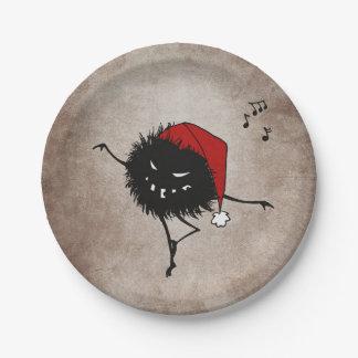 Insecto malvado oscuro del navidad