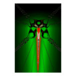 Insectoid Posters