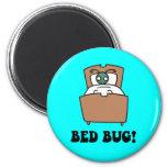 insectos de cama imanes para frigoríficos