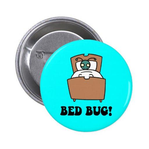 insectos de cama pins