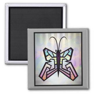 Insectos del dibujo animado del mosaico de Abstrac Iman