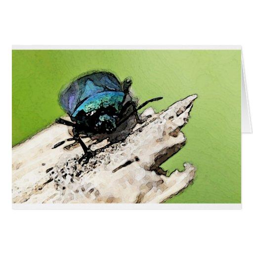 Insectos Felicitación