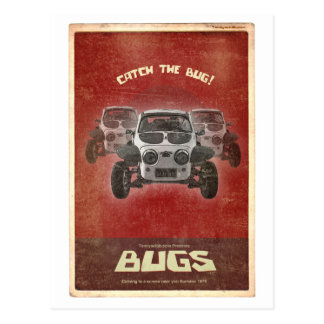 Insectos: Postales del Scorcher de la arena