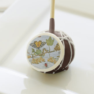 Insects Crawling Cake Pops