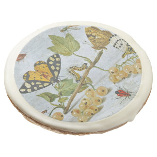 Insects Crawling Sugar Cookie