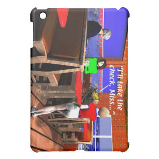 Insects - Flies - Eatin' on the fly iPad Mini Covers