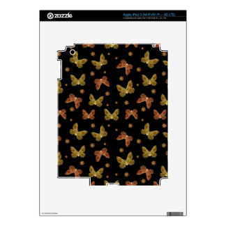 Insects Motif Pattern iPad 3 Decals