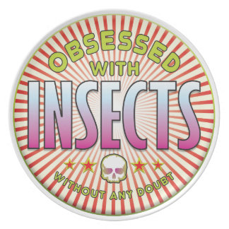 Insects Obsessed R Plate