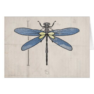 Insects Series- Dragonfly by VOL25 Card