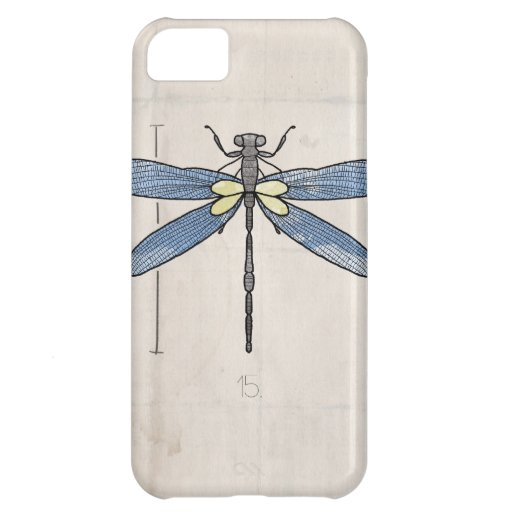 Insects Series- Dragonfly by VOL25 Case For iPhone 5C