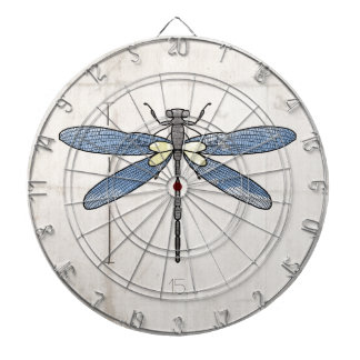 Insects Series- Dragonfly by VOL25 Dart Boards