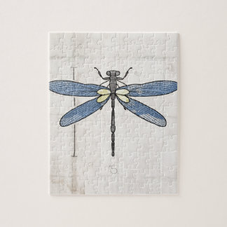 Insects Series- Dragonfly by VOL25 Jigsaw Puzzles