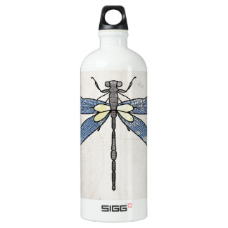 Insects Series- Dragonfly by VOL25 Water Bottle