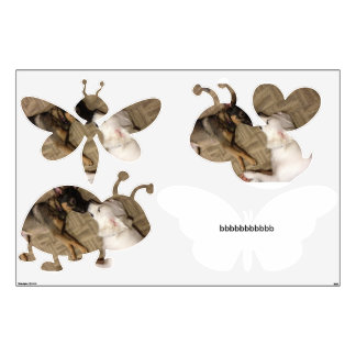 insects wall decal