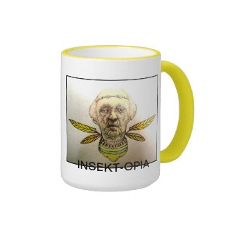 Insektopia Ringer Coffee Mug
