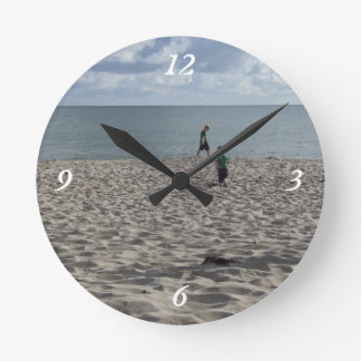 Insel Rügen, Alemania Reloj Redondo Mediano