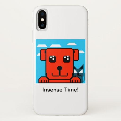 Insense Time! Phone Case