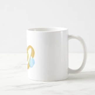 Inseparable Classic White Coffee Mug