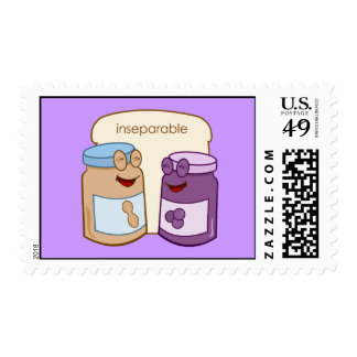 Inseparable Stamp