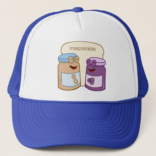 Inseparable Trucker Hat