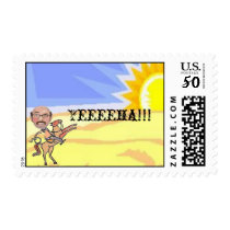 Insert-a-Face Cowboy/Cowgirl Yeeha Stamp