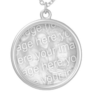 Insert your own design Necklace