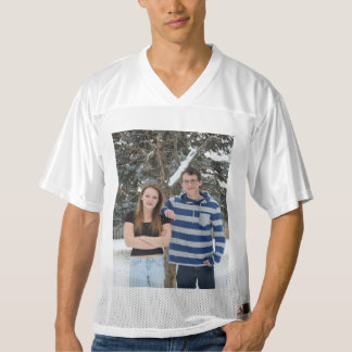 Insert your own photo Football Jersy Men's Football Jersey