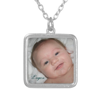 Insert your own photo_Name Necklace