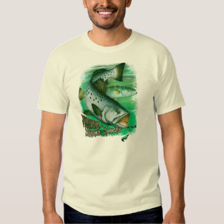 Inshore Fishing speckled trout Shirt