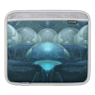 Inside A Blue Moon iPad Sleeve