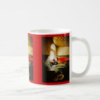 Inside a chinese home mugs