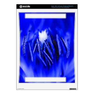 Inside A Flower Blue Xbox 360 Skin