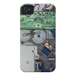 Inside a laser printer iPhone 4 Case-Mate case